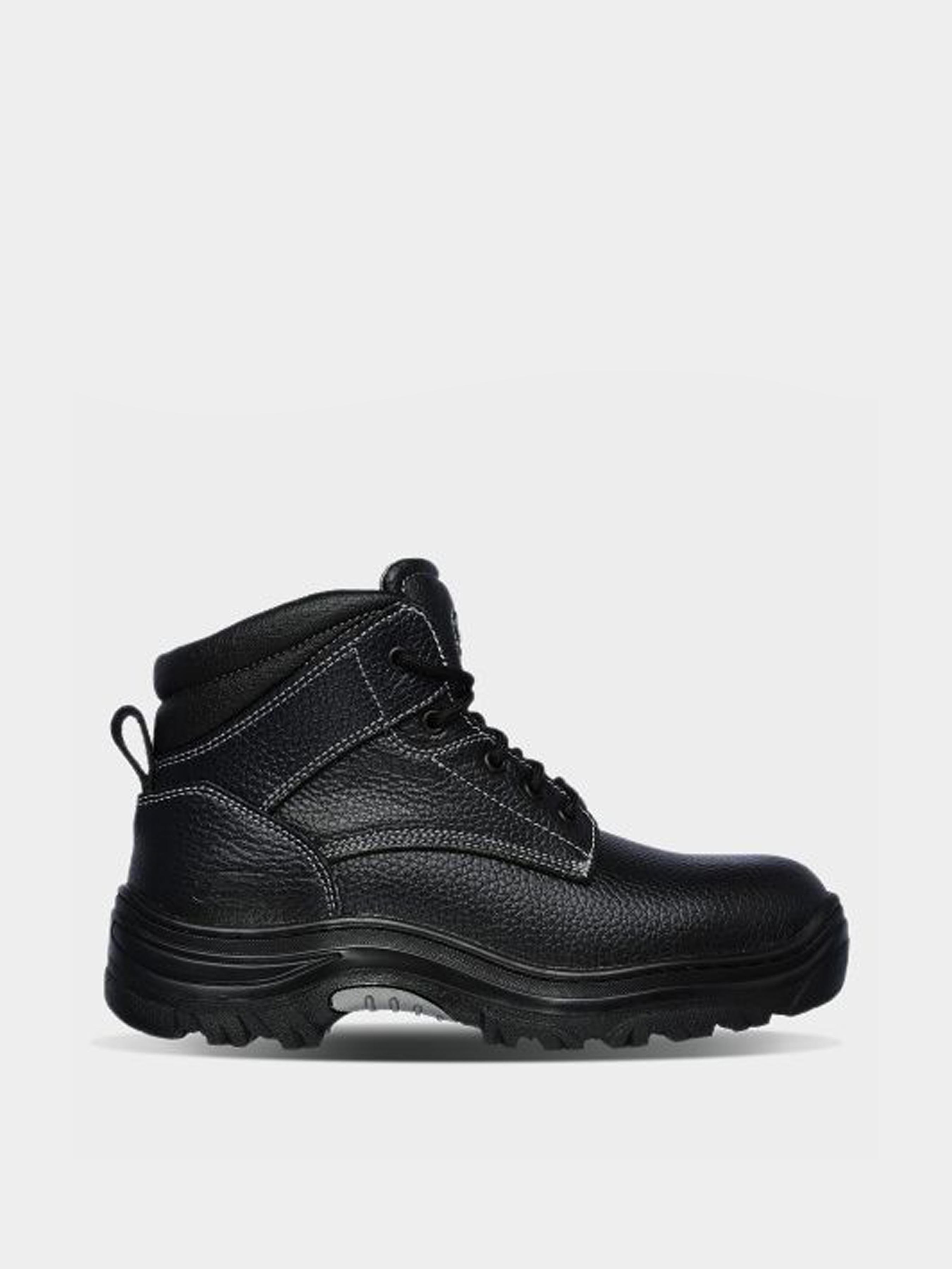 Купить Ботинки мужские Skechers KM3416, Черный