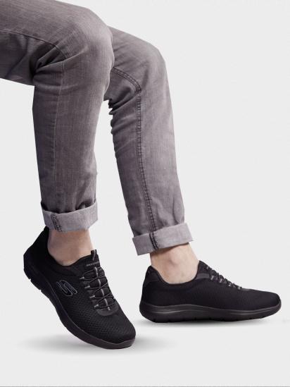 Кроссовки мужские Skechers 52811 BBK купить обувь, 2017