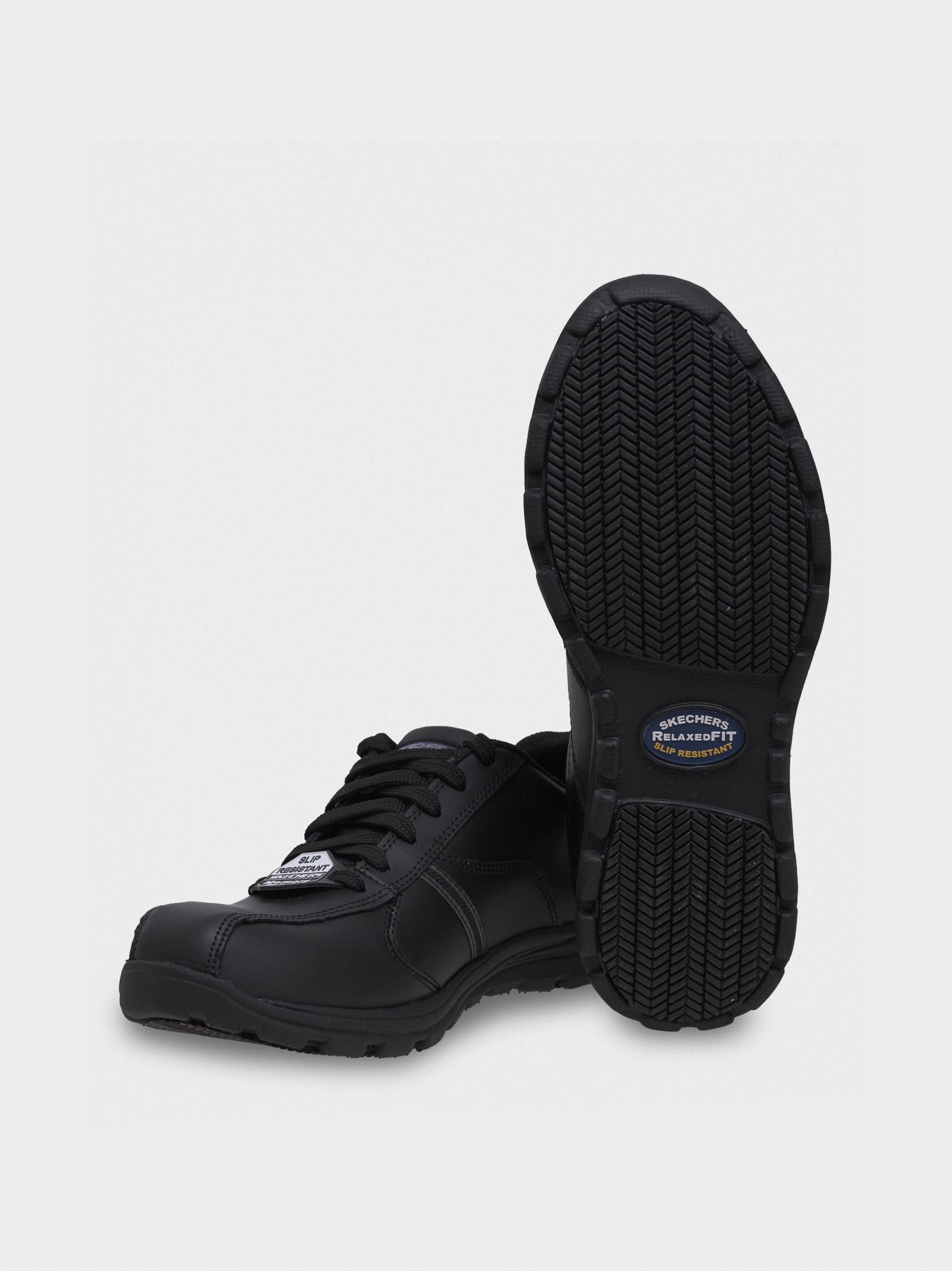 Кроссовки для мужчин Skechers 77036 BLK брендовая обувь, 2017