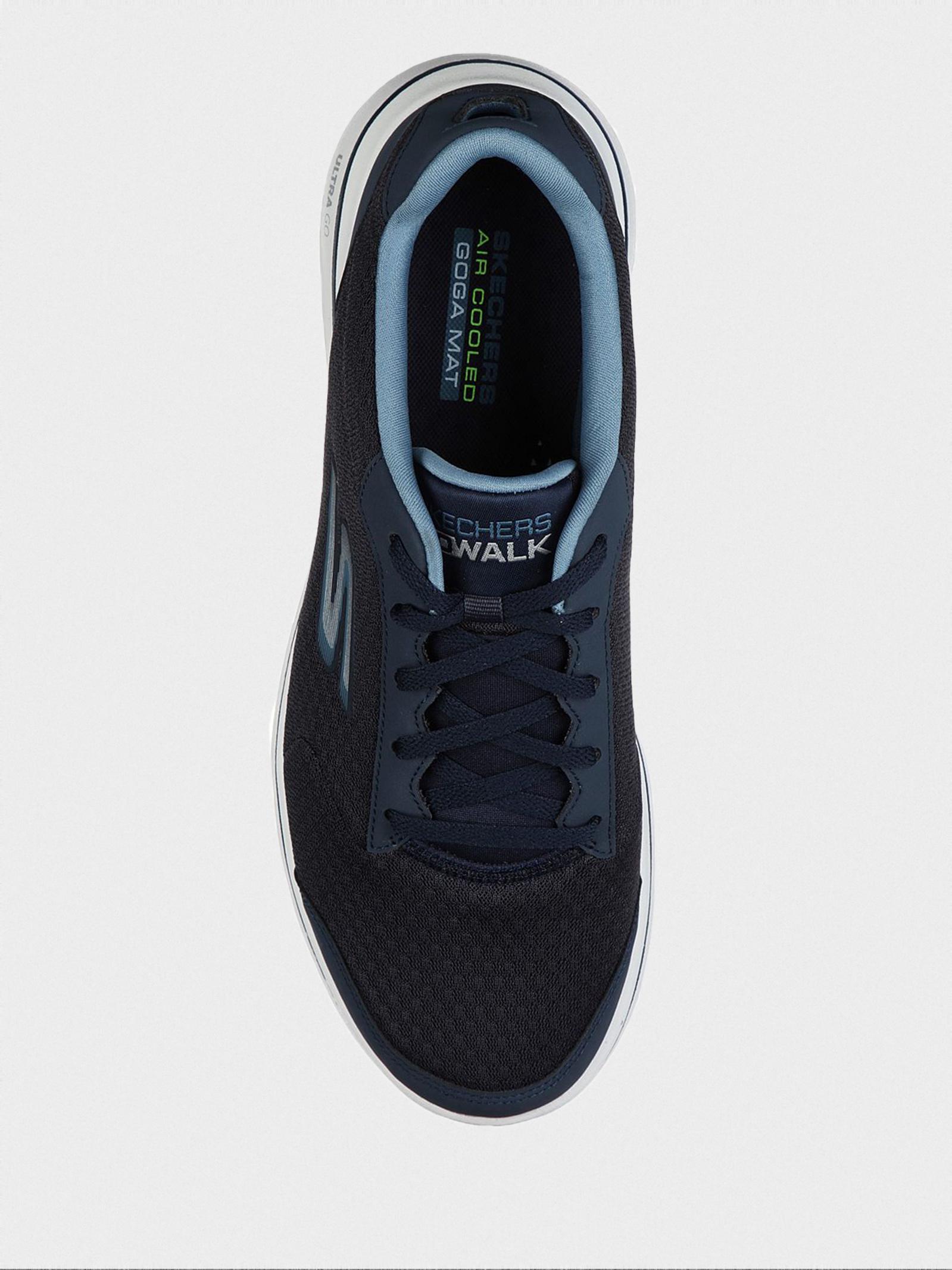 Кросівки  для чоловіків Skechers 55509 NVY 55509 NVY модне взуття, 2017