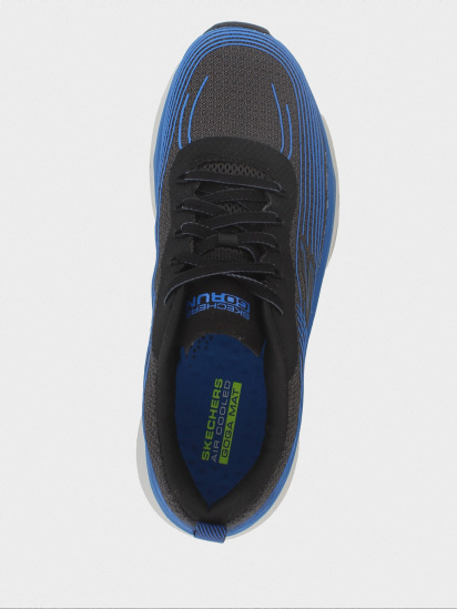 Кросівки для бігу Skechers Max Cushioning Elite модель 54430 BKBL — фото 5 - INTERTOP
