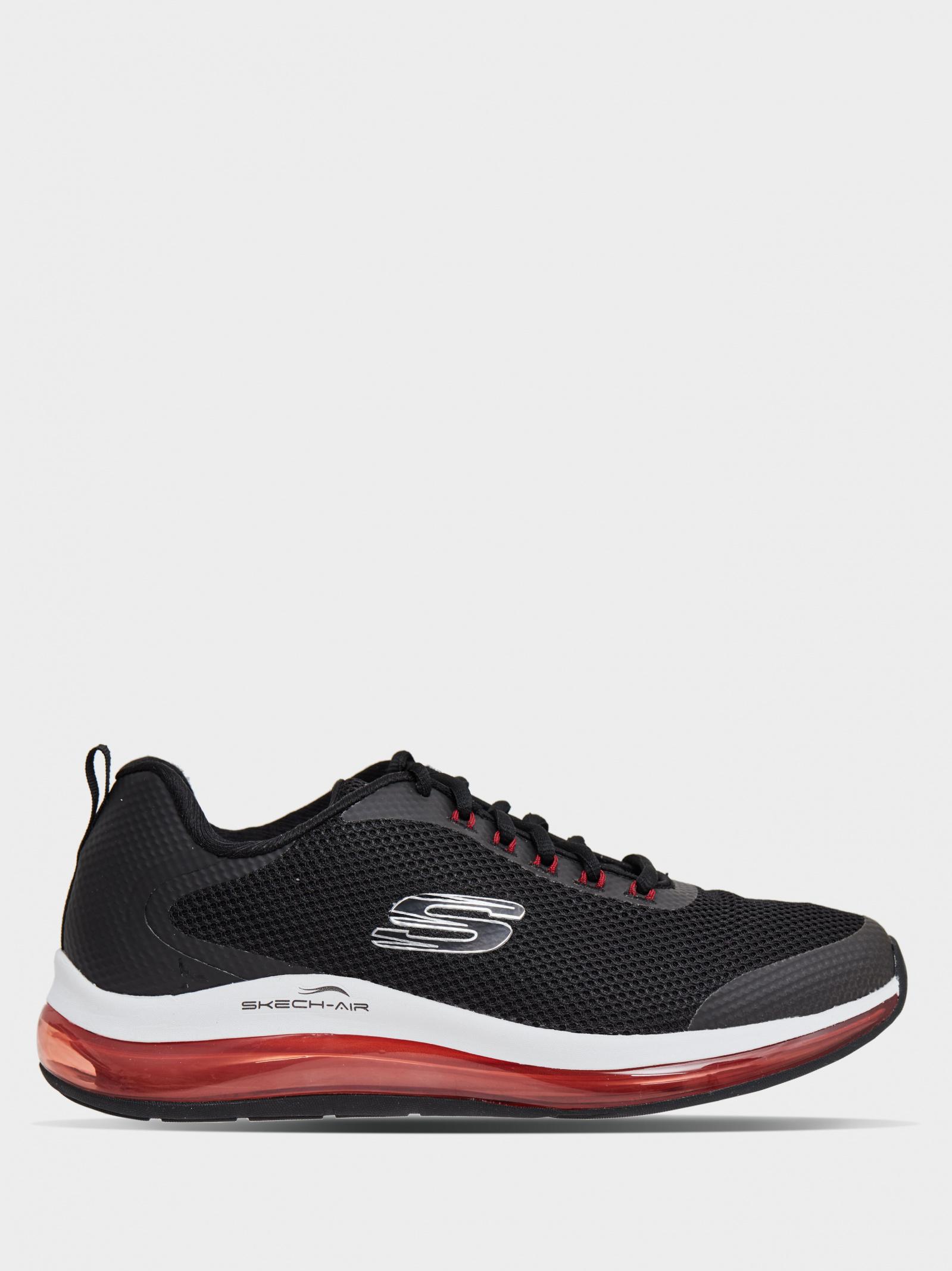 Кросівки чоловічі Skechers 232036 BKRD - фото