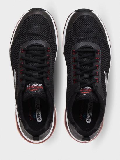Кросівки  чоловічі Skechers 232036 BKRD розміри взуття, 2017