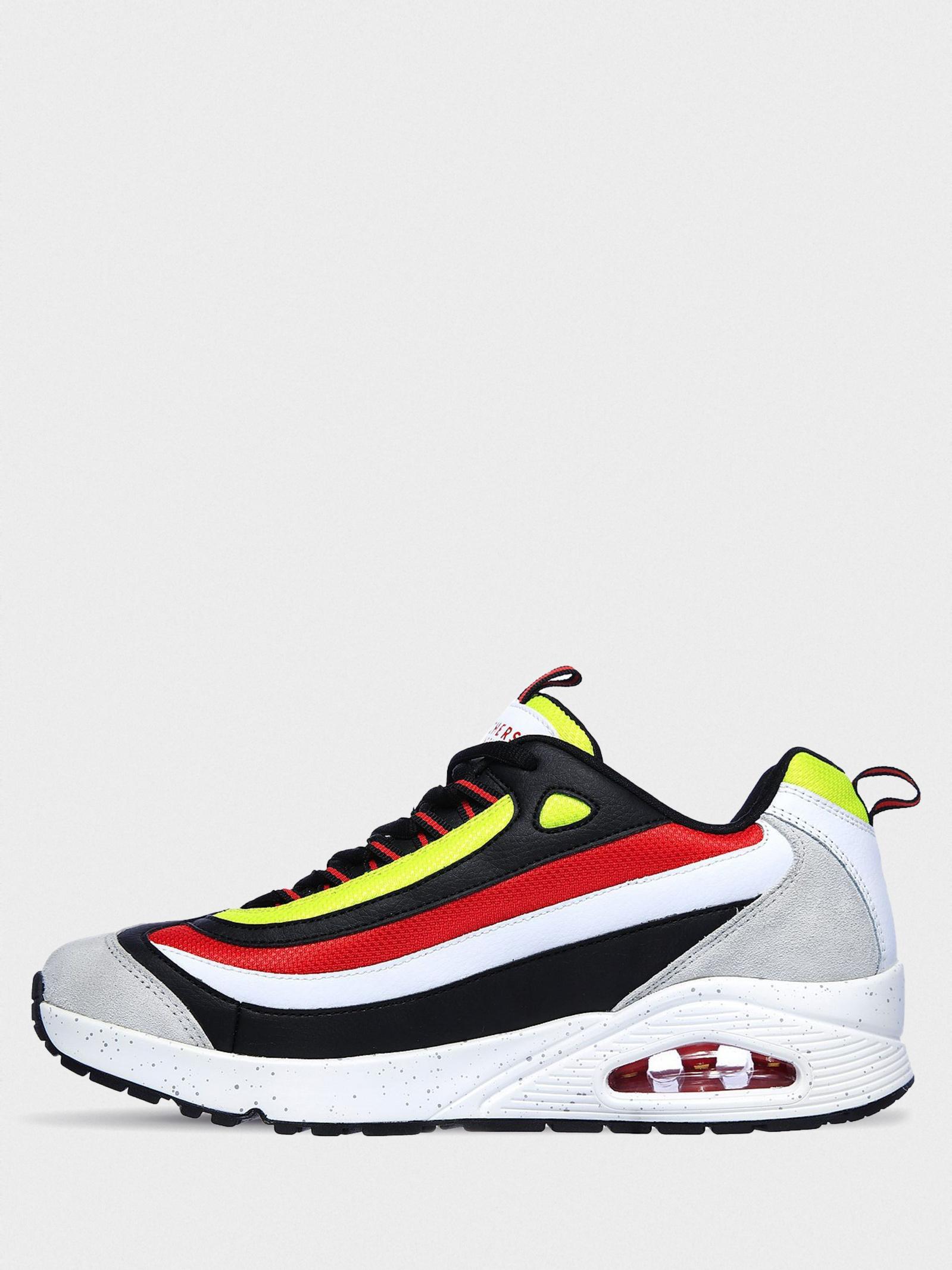 Кроссовки мужские Skechers Uno 237017 BKMT купить обувь, 2017