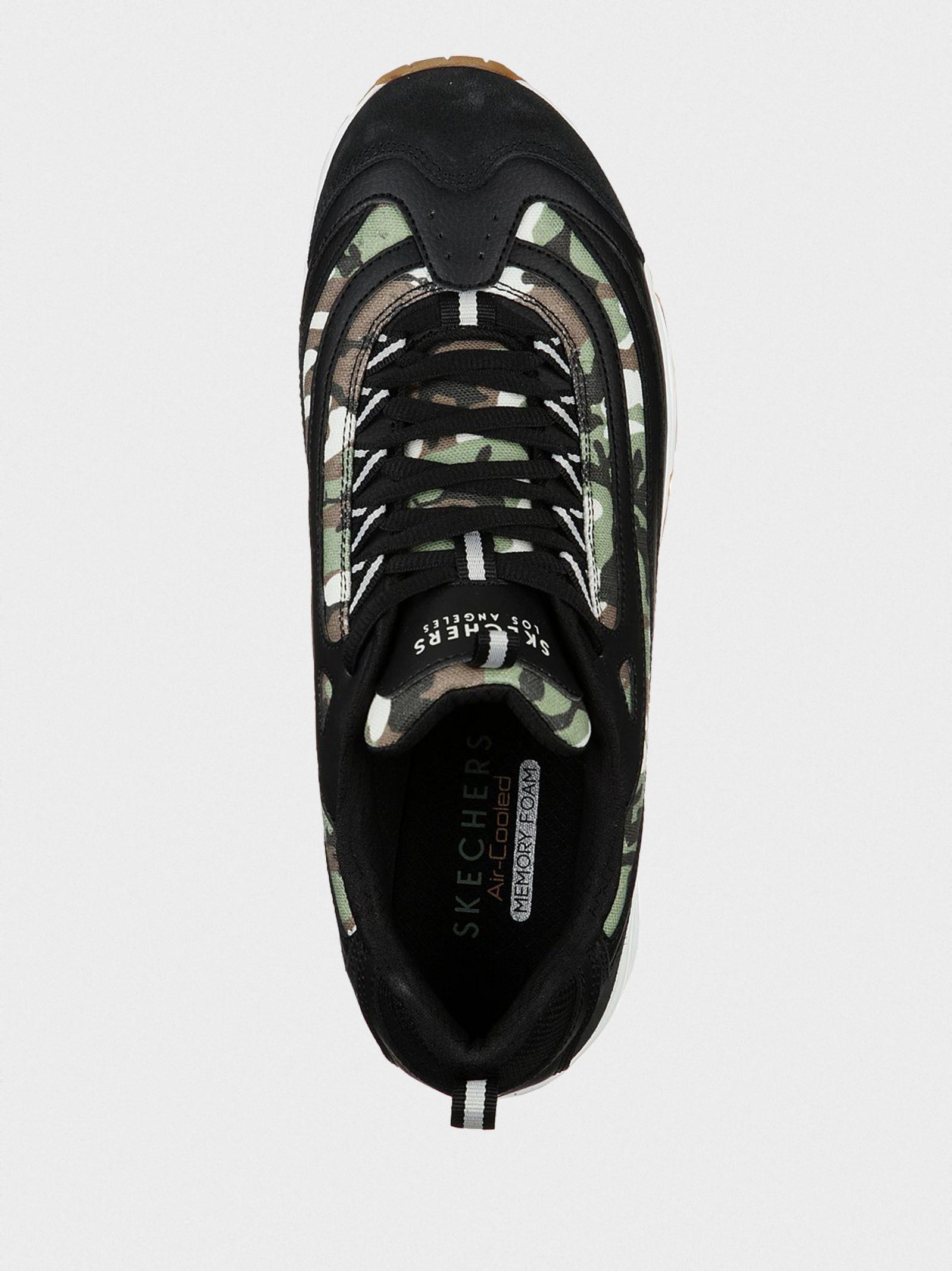 Кроссовки мужские Skechers Uno 237018 CAMO Заказать, 2017