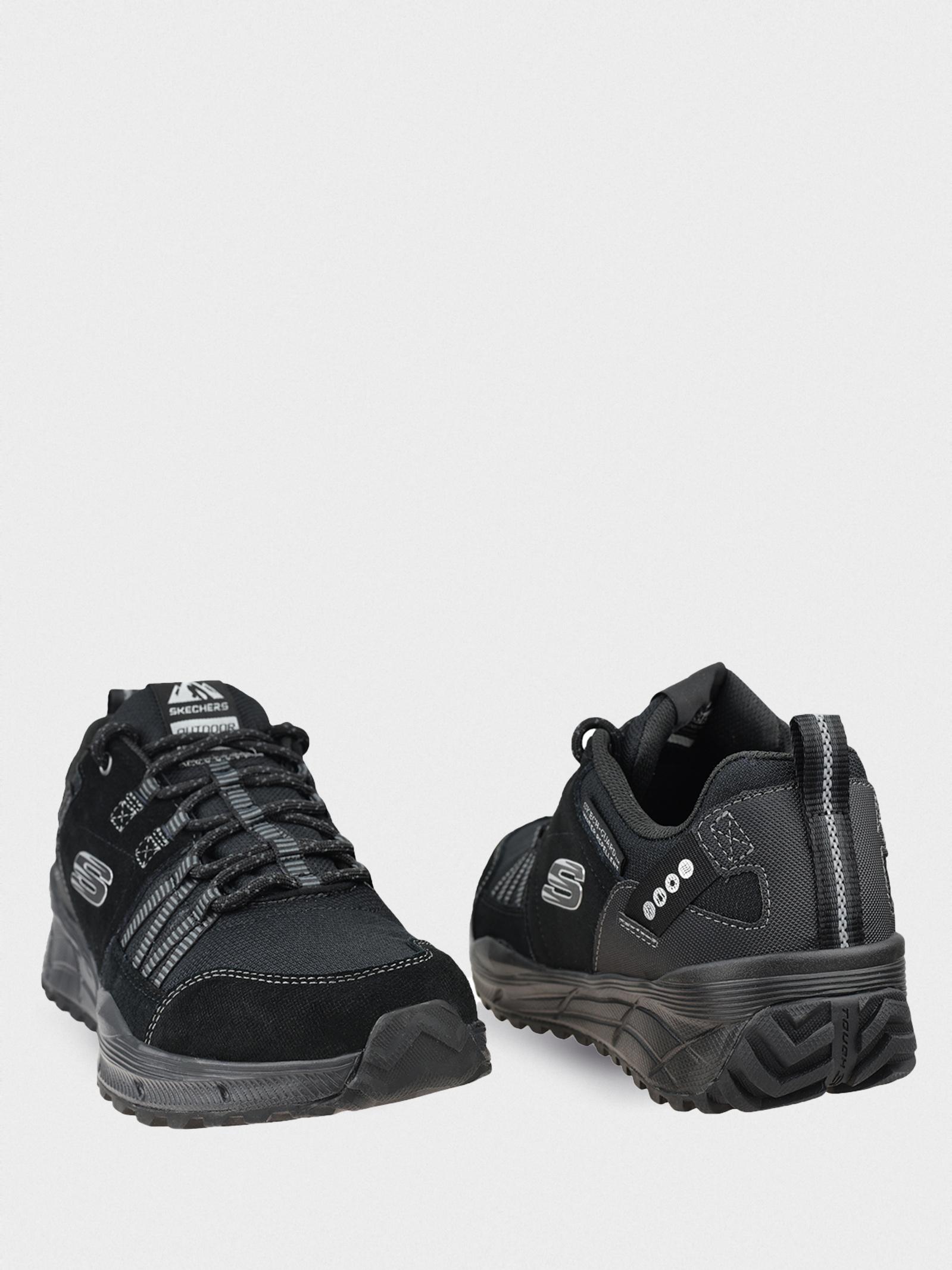 Кросівки  для чоловіків Skechers 237023 BBK дивитися, 2017