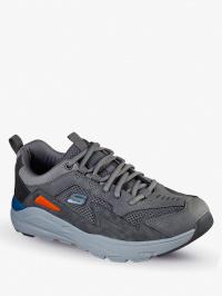 Кроссовки для мужчин Skechers USA Streetwear 210037 GRY продажа, 2017