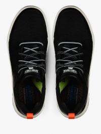 Напівчеревики  для чоловіків Skechers USA Streetwear 210045 BLK взуття бренду, 2017