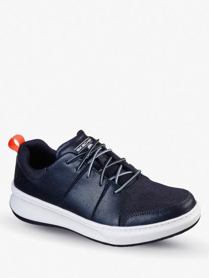 Напівчеревики  для чоловіків Skechers USA Streetwear 210045 BLK безкоштовна доставка, 2017