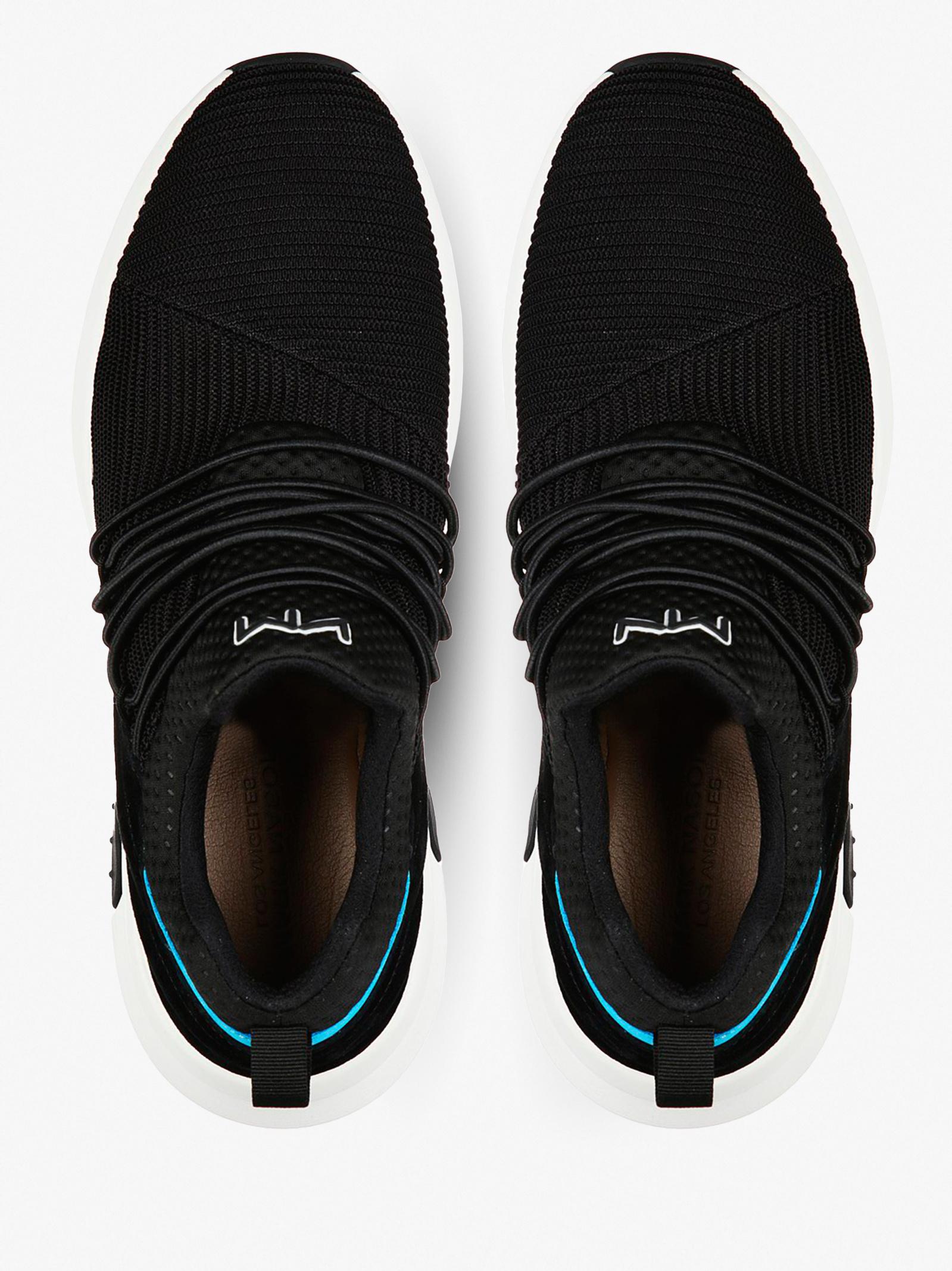 Кроссовки для мужчин Skechers USA Streetwear 222006 BLK цена, 2017