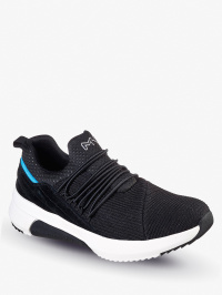 Кроссовки для мужчин Skechers USA Streetwear 222006 BLK размерная сетка обуви, 2017