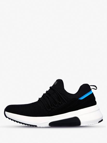 Кроссовки для мужчин Skechers USA Streetwear 222006 BLK фото, купить, 2017