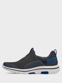 Слипоны мужские Skechers Go Walk 5 216015 CCBL смотреть, 2017
