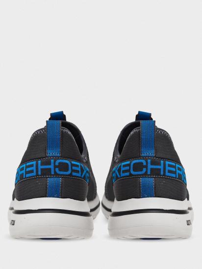 Слипоны мужские Skechers Go Walk 5 216015 CCBL купить в Интертоп, 2017