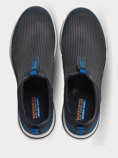 Слипоны мужские Skechers Go Walk 5 216015 CCBL продажа, 2017