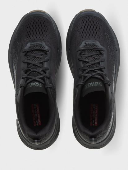 Кросівки для бігу Skechers Max Cushioning модель 54451 BBK — фото 4 - INTERTOP