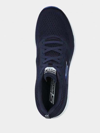 Кросівки для бігу Skechers GOrun Pure 2 модель 220204 NVBL — фото 4 - INTERTOP