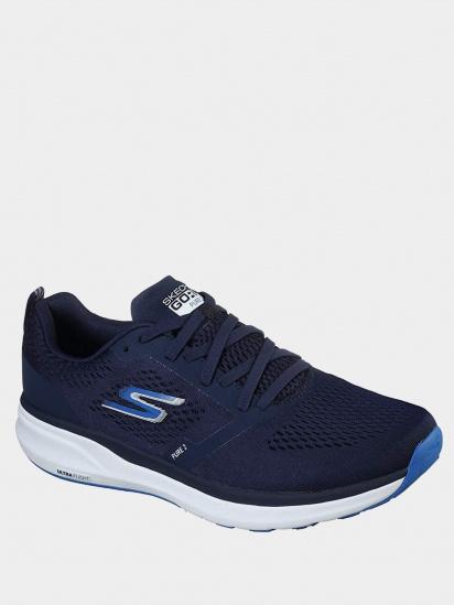 Кросівки для бігу Skechers GOrun Pure 2 модель 220204 NVBL — фото 5 - INTERTOP