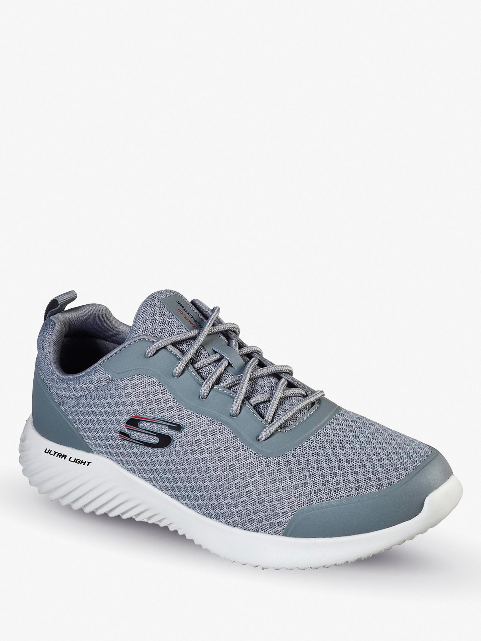 Кроссовки мужские Skechers Mens Sport 232005 GRY купить, 2017