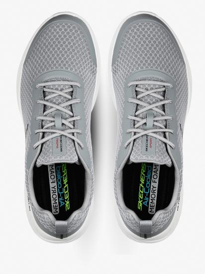 Кроссовки мужские Skechers Mens Sport 232005 GRY цена обуви, 2017