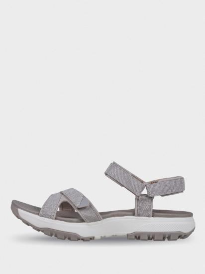 Сандалі  для жінок Skechers 16213 TPE модне взуття, 2017
