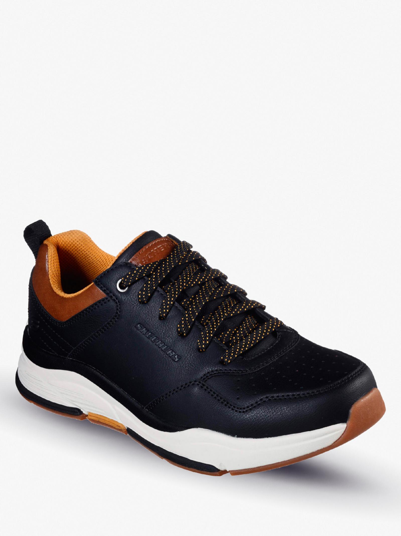 Кроссовки для мужчин Skechers USA Streetwear KM3755 брендовая обувь, 2017