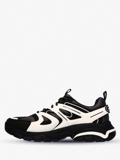 Кросівки для міста Skechers Relaxed Fit Stak-Ultra - Treso модель 66255 BKW — фото 2 - INTERTOP