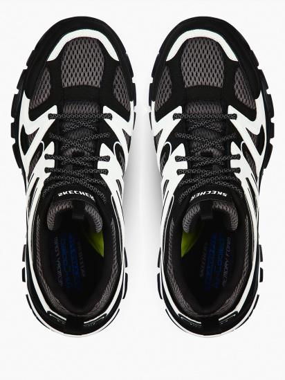 Кросівки для міста Skechers Relaxed Fit Stak-Ultra - Treso модель 66255 BKW — фото 5 - INTERTOP