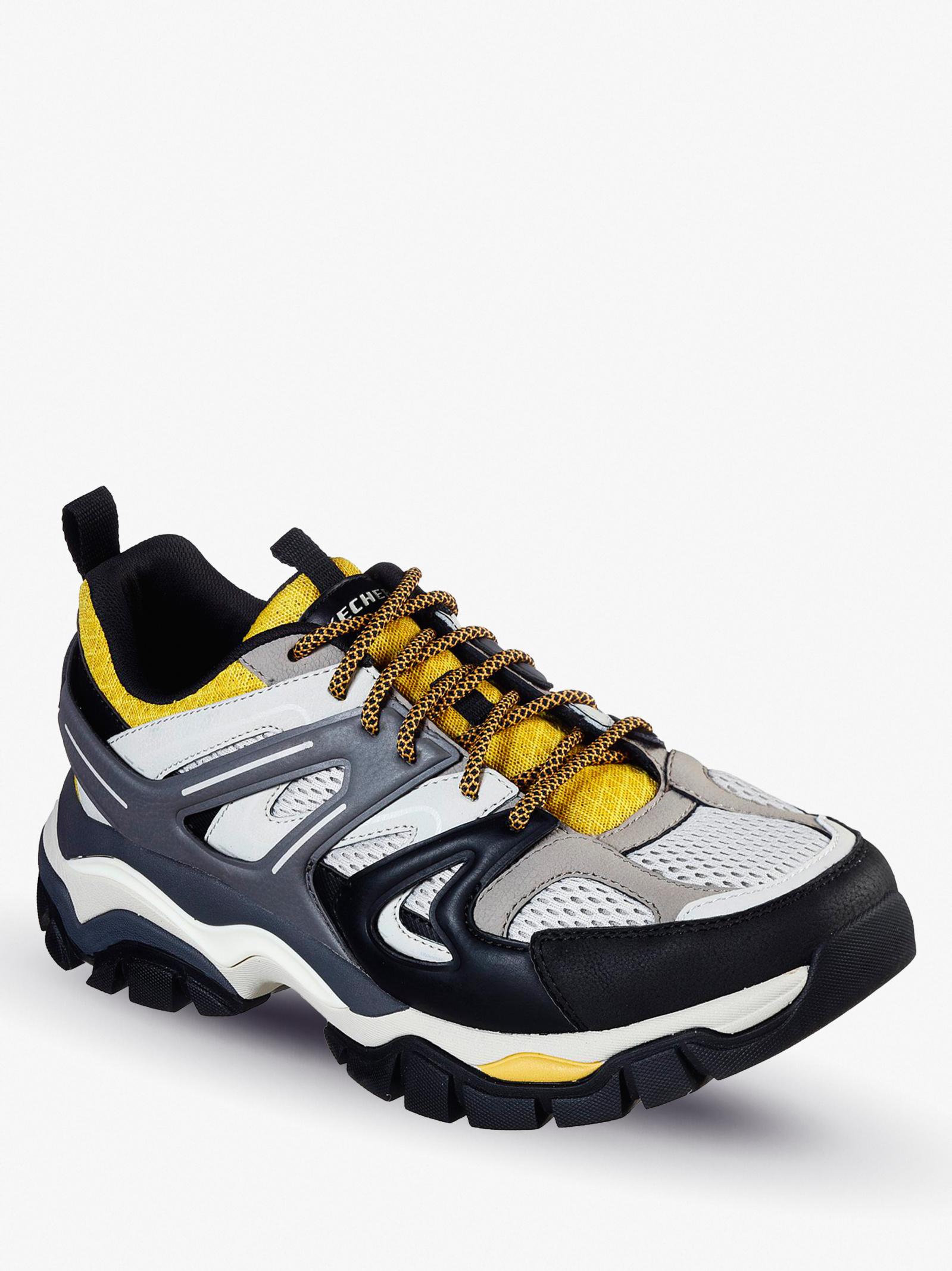 Кроссовки для мужчин Skechers USA Streetwear 66255 LTGY размерная сетка обуви, 2017