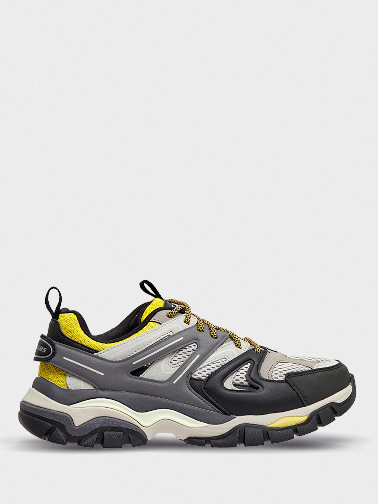 Кроссовки для мужчин Skechers USA Streetwear 66255 LTGY модная обувь, 2017