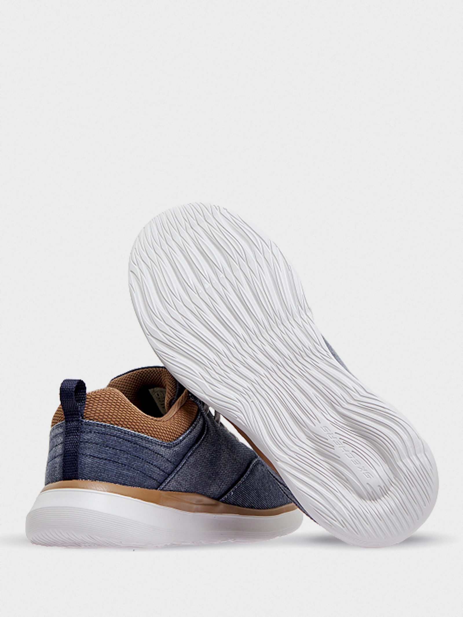 Кроссовки для мужчин Skechers USA Streetwear 210024 NVY фото, купить, 2017