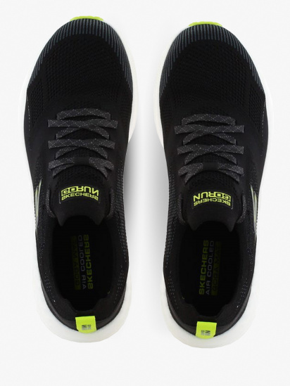 Кросівки  для чоловіків Skechers 220045 BKWL купити в Iнтертоп, 2017