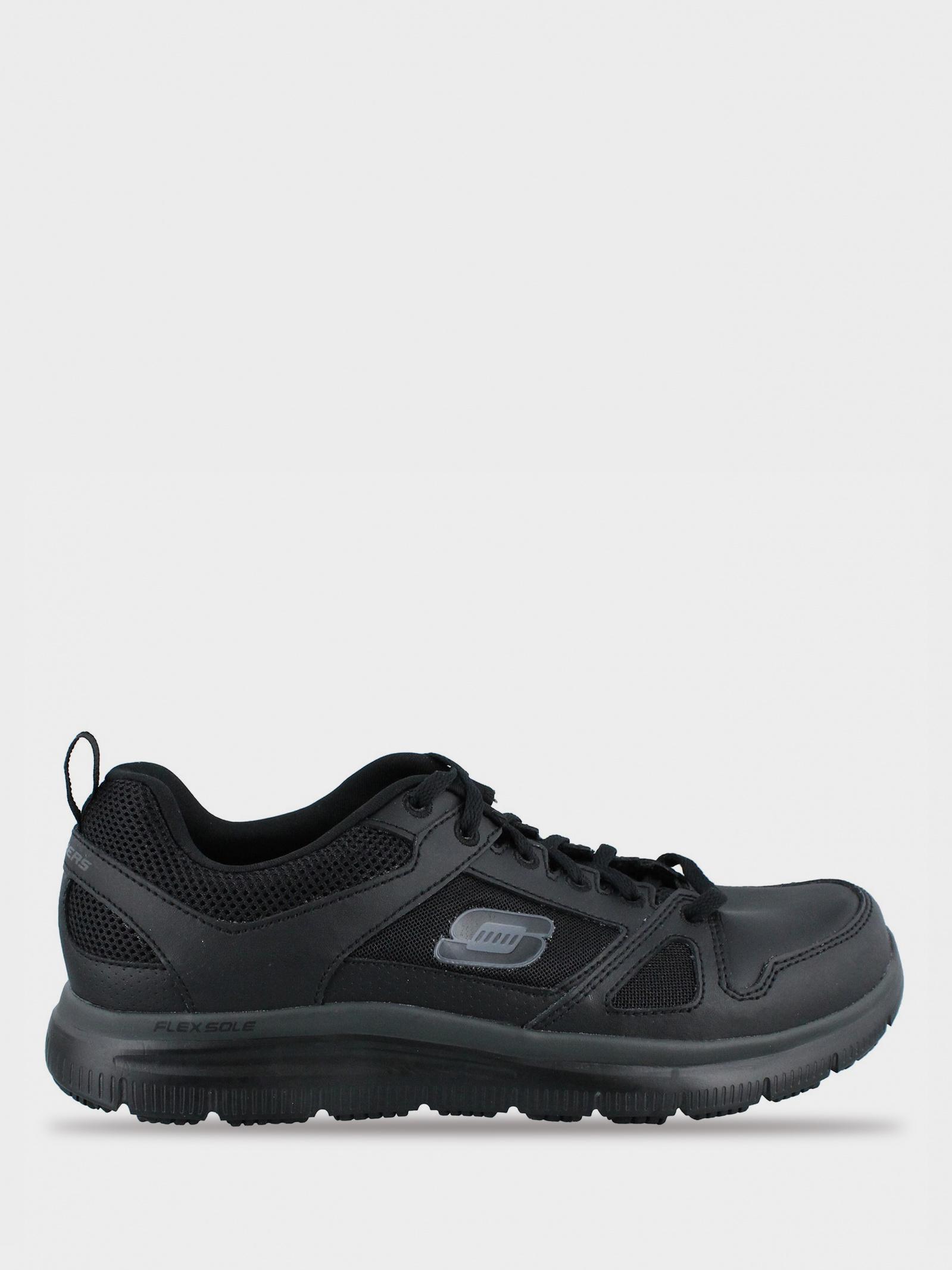 Кросівки чоловічі Skechers 77040EW BLK - фото