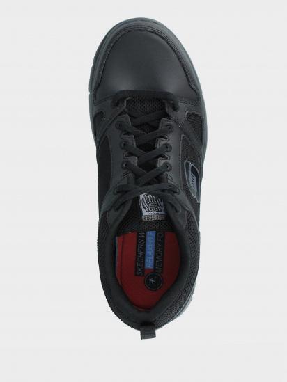 Кросівки  для чоловіків Skechers 77040EW BLK дивитися, 2017