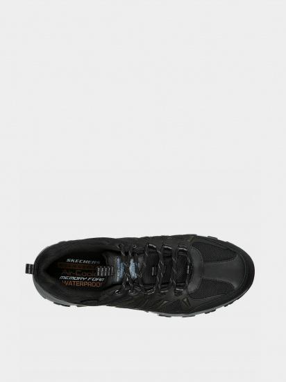 Кросівки Skechers модель 66275 BLK — фото 4 - INTERTOP