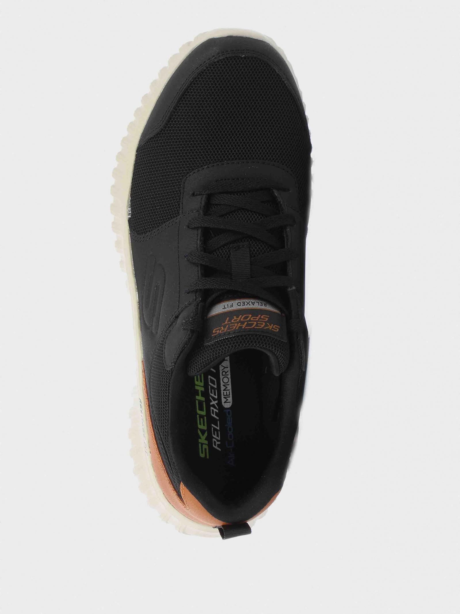Кросівки  чоловічі Skechers 232086 WTBK 232086 WTBK модне взуття, 2017