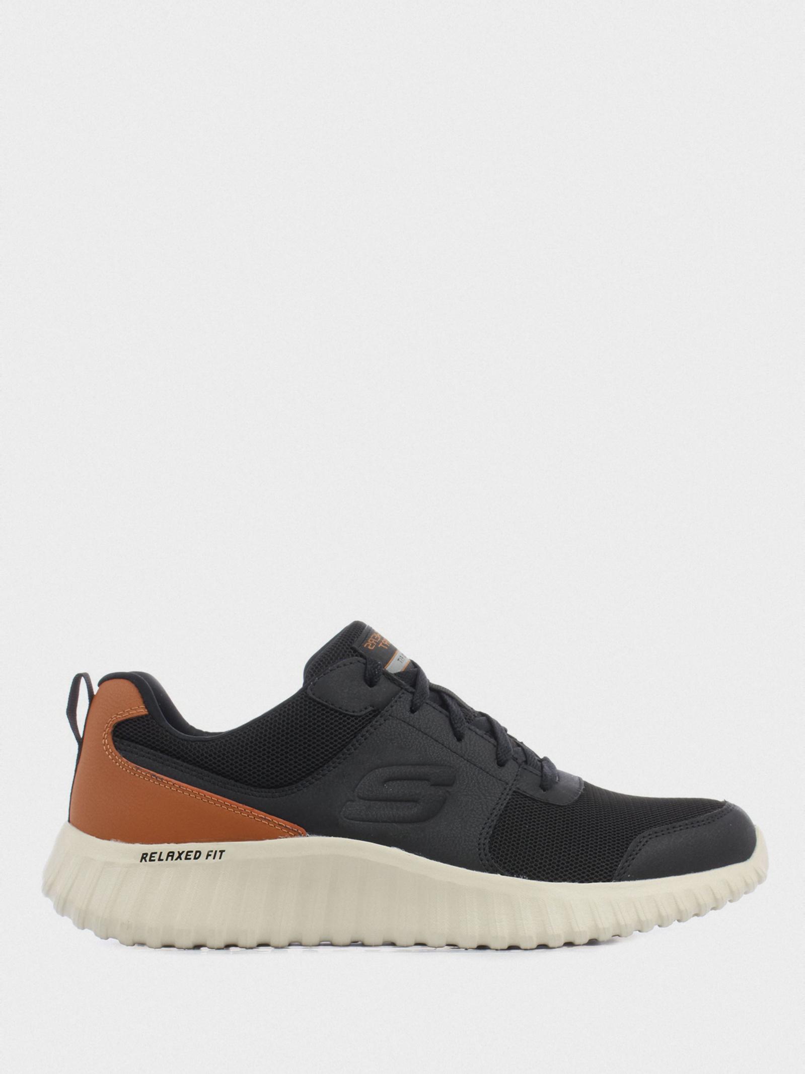 Кросівки чоловічі Skechers 232086 WTBK 232086 WTBK - фото