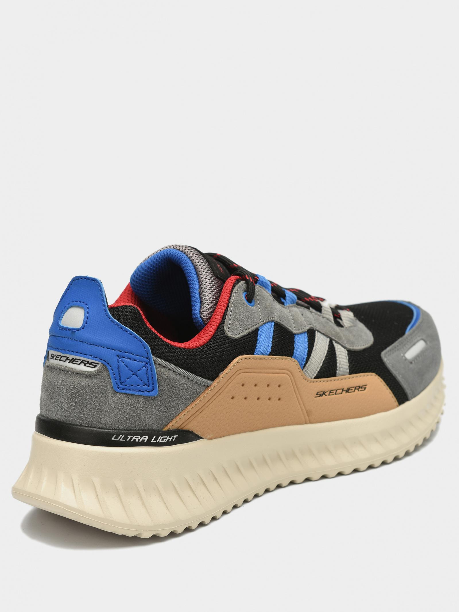 Кросівки  чоловічі Skechers 232011 BCBL купити взуття, 2017