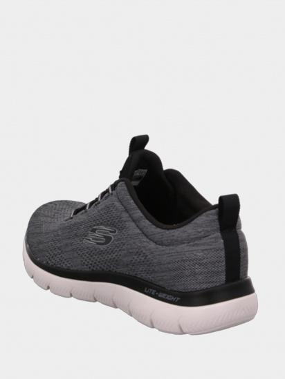 Кросівки  чоловічі Skechers Mens Sport 232186 BKW ціна взуття, 2017