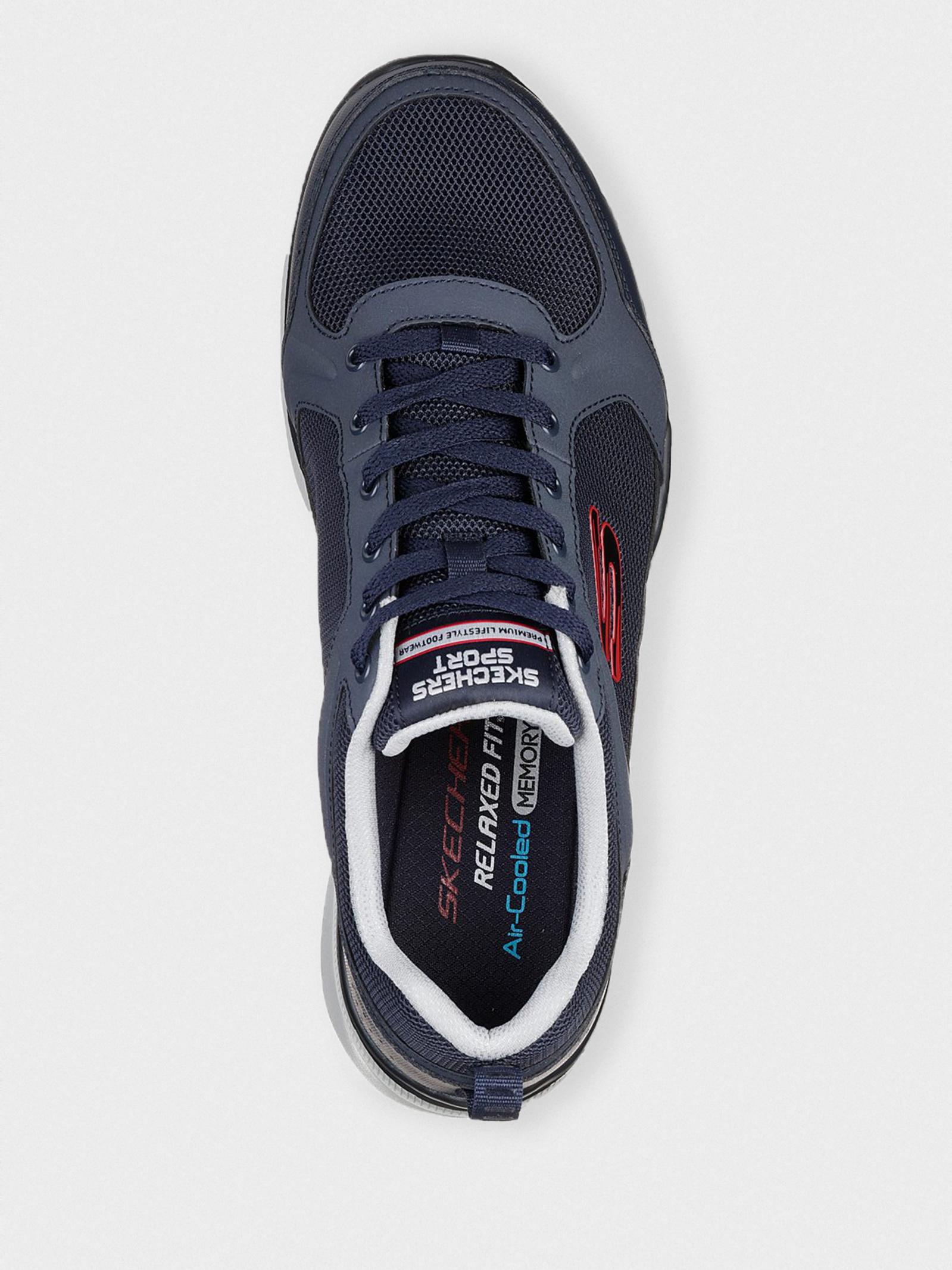 Кросівки  чоловічі Skechers 52940 NVGY розміри взуття, 2017