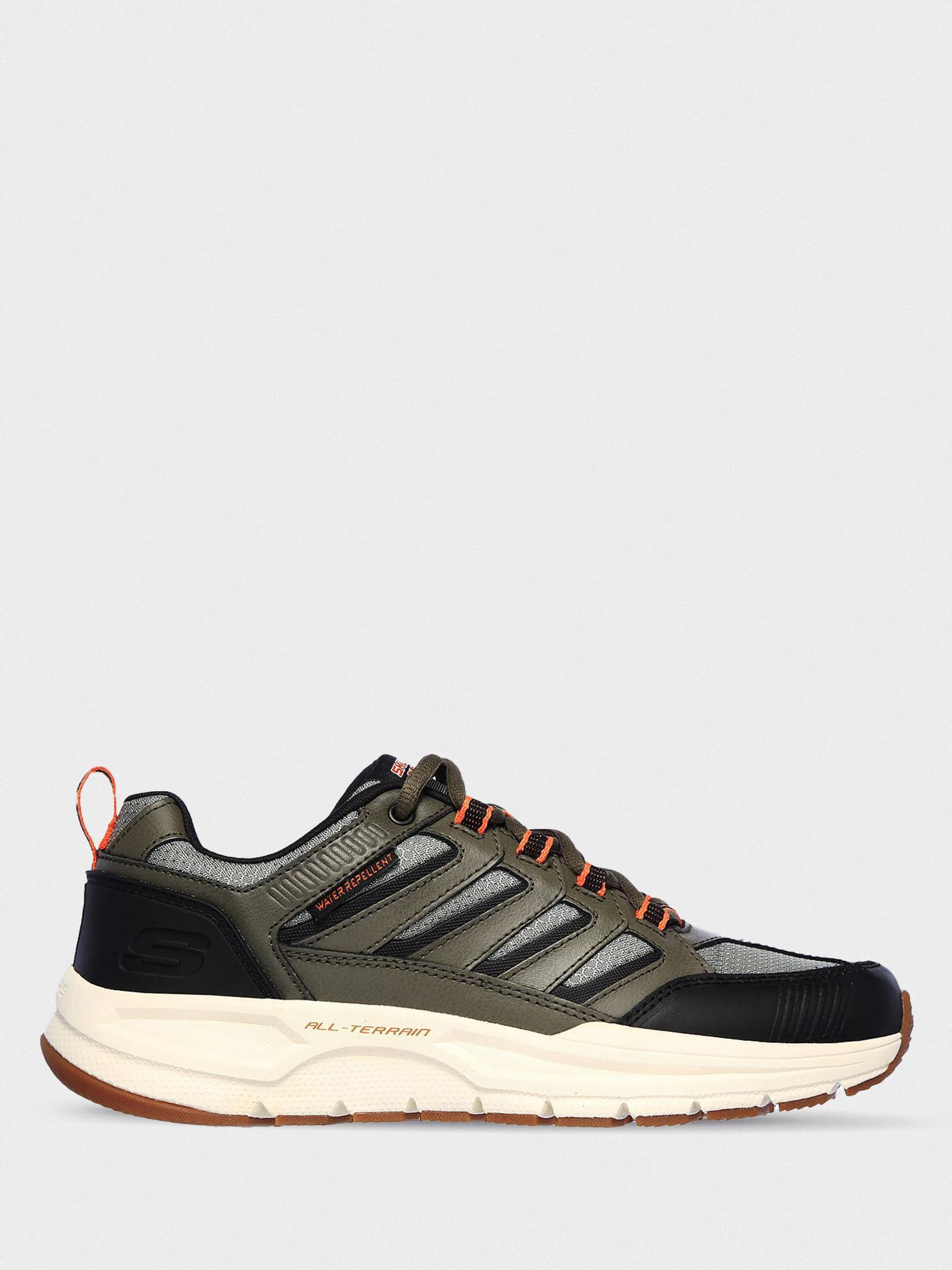 Кросівки чоловічі Skechers 51701 OLBK - фото