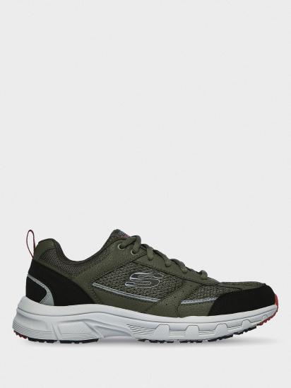 Кросівки  чоловічі Skechers 51898 OLBK модне взуття, 2017