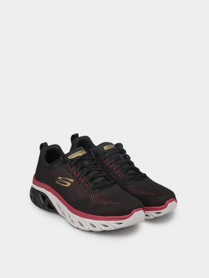 Кросівки для міста Skechers Glide-Step Sport - Wave Heat модель 232270 BKRD — фото 3 - INTERTOP