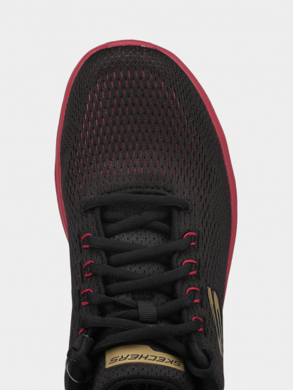 Кросівки для міста Skechers Glide-Step Sport - Wave Heat модель 232270 BKRD — фото 5 - INTERTOP