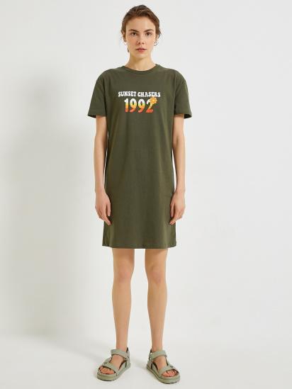 Сукня Koton модель 1YAL88195IK877 — фото 3 - INTERTOP