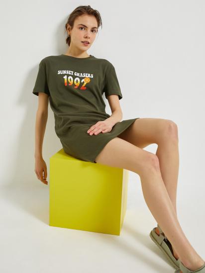 Сукня Koton модель 1YAL88195IK877 — фото - INTERTOP