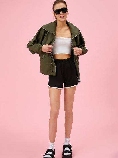 Легка куртка Koton модель 1YAL58001IW801 — фото 2 - INTERTOP
