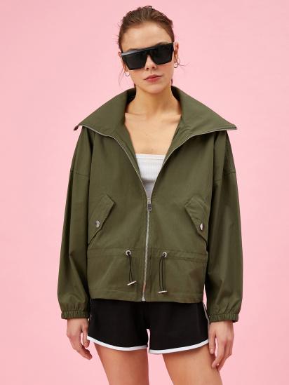 Легка куртка Koton модель 1YAL58001IW801 — фото 3 - INTERTOP