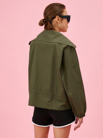 Легка куртка Koton модель 1YAL58001IW801 — фото 4 - INTERTOP