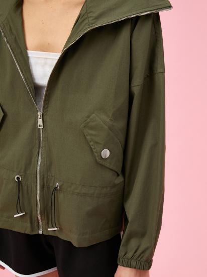 Легка куртка Koton модель 1YAL58001IW801 — фото 5 - INTERTOP